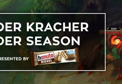 LoL: Kracher der Season – Das kannst du gewinnen!
