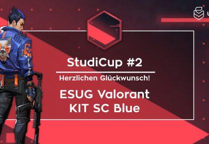 Valorant: ESUG und KIT qualifizieren sich für die Playoffs!