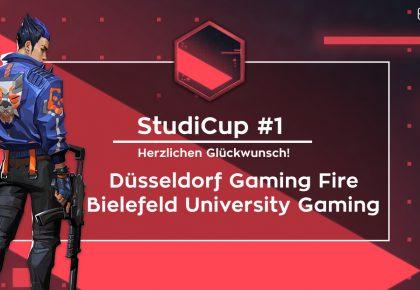 Valorant: Bielefeld und Düsseldorf qualifizieren sich für FinalCup