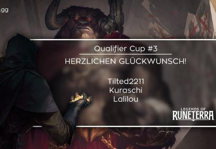 LoR: Das sind die Sieger des Qualifier Cup #3!