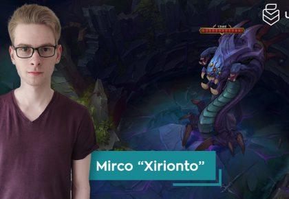 Player Spotlight: Xirionto – Ezreal OTP