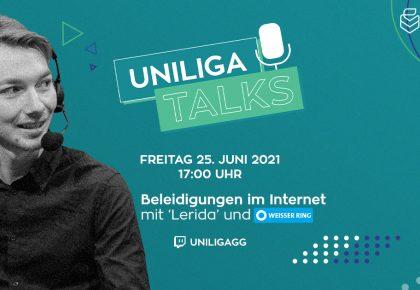 Uniliga Talks ist zurück!