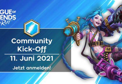 Wild Rift: Jetzt für den Community Kick-Off anmelden!