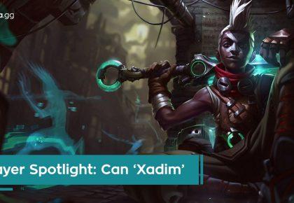 Player Spotlight: Xadim – Ekko OTP
