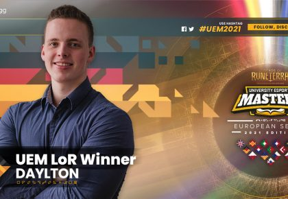 LoR: Daylton wird Europameister!