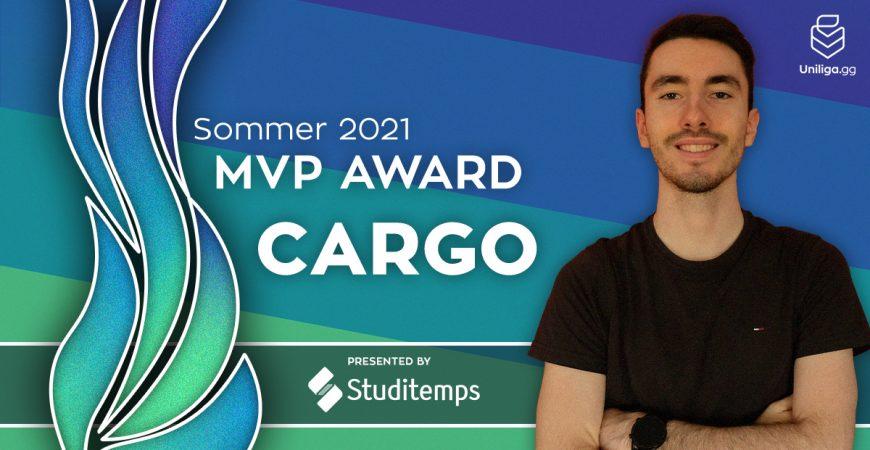 CSGO: MVP Award Gewinner 'Cargo'