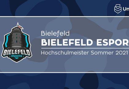 CSGO: Bielefeld ist der neue Hochschulmeister!