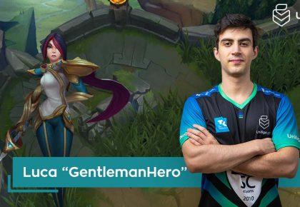 Player Spotlight: GentlemanHero