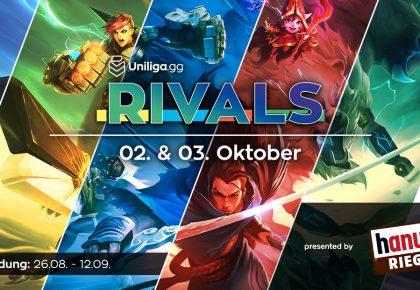 LoL: Die Uniliga Rivals starten!