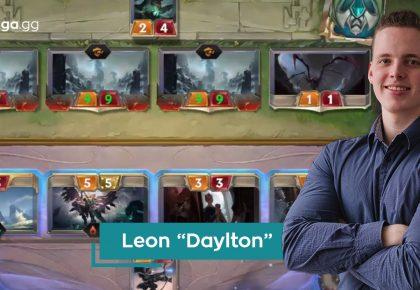 Player Spotlight: Daylton