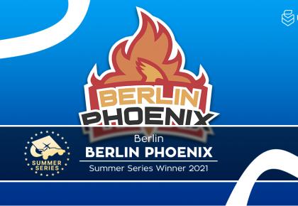 RL: Berlin Phoenix erneut Europameister!