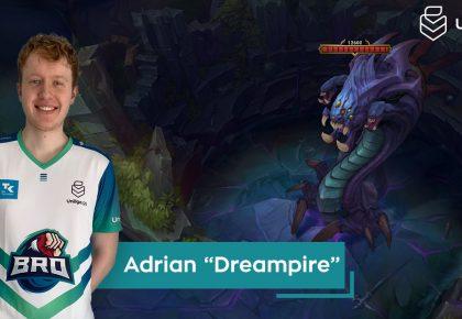 Player Spotlight: Dreampire